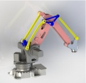 Робот-укладчик: применение продукции Kinco